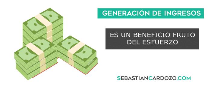 Generacion de ingresos de social branding
