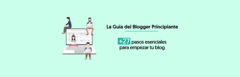 Guia del Blogger Principiante
