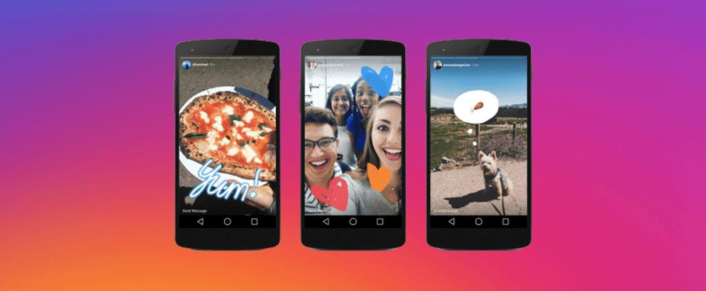 Historias de Instagram o Instagram Stories